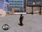 Red Skull skin для GTA San Andreas вид сбоку