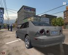 Lexus IS300 для Mafia: The City of Lost Heaven вид сверху