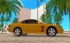 Nissan Silvia Spec R Street Tune for GTA San Andreas inside view
