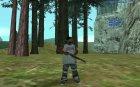 Пак оружия (номер 3) для GTA San Andreas вид слева