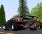 Lamborghini Diablo SV 1997 for GTA San Andreas