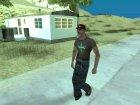 Современный Дядька for GTA San Andreas side view