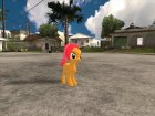 Babs Seed (My Little Pony) для GTA San Andreas вид слева