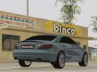 Mercedes-Benz CLS 63 AMG for GTA San Andreas inside view