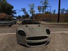 Джеймс Бонд Агент 007 для GTA San Andreas вид сзади
