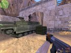 de_scud для Counter-Strike 1.6 вид сверху