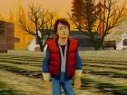 Marty Mcfly 1980 for GTA San Andreas left view