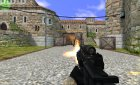Heckler & Koch 416 tactical.Cs 1.6 version для Counter-Strike 1.6 вид слева