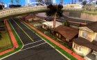 Новые Текстуры Лос-Сантоса для GTA San Andreas вид сверху