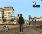 Chibi иконки на карте для GTA San Andreas вид слева
