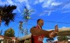 Сиджей может медитировать for GTA San Andreas right view