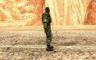 СПЕЦНАЗ из Сталкер Тени Чернобыля OGSE для GTA San Andreas вид сверху