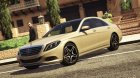 Mercedes-Benz S500 W222 v2.0 for GTA 5 right view