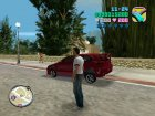 Alfa Romeo 147 for GTA Vice City rear-left view
