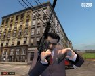 M4A1 из CS 1.6 для Mafia: The City of Lost Heaven вид сверху