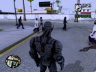 Classic Ultron для GTA San Andreas вид сверху
