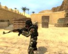 Dominion SAS V2 for Counter-Strike Source top view