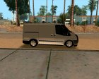 Ford Transit Acermans RC для GTA San Andreas вид сзади слева
