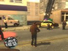 GTA IV Pack 2016 (Low PC) для GTA San Andreas вид сзади