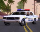 Police LV Metropolitan Police for GTA San Andreas left view