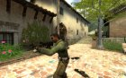 Henron's EarthQuake's Bullpup W_MODEL для Counter-Strike Source вид сбоку