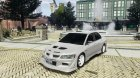 Mitsubishi Lancer Evolution VIII