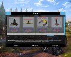 Modset T174 2B V 1.0 for Farming Simulator 2015 rear-left view