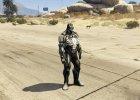 MCOC Venom Retexture 1.0 for GTA 5 rear-left view