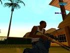 Пак оружия из CS:GO для GTA San Andreas вид сбоку