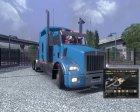 Kenworth T800 v1.01 для Euro Truck Simulator 2
