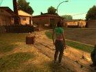 GTA V Online DLC Female 1 для GTA San Andreas вид сбоку