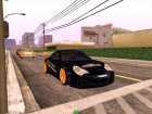 GameModding Porsche GT3 для GTA San Andreas вид слева