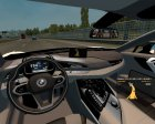 BMW i8 for Euro Truck Simulator 2 right view