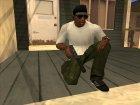 GUNS для GTA San Andreas вид изнутри