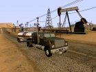 Realistic Tanker Trailer