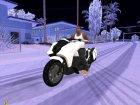 Dinka Vindicator GTA V Online DLC для GTA San Andreas вид сверху