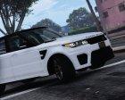 2016 Range Rover Sport SVR  v1.2 for GTA 5 right view