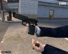 Beretta M92 for Mafia: The City of Lost Heaven top view