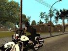 Mega Skins pack для GTA San Andreas вид изнутри