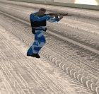 Русский охранник for GTA San Andreas side view