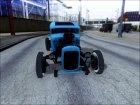 Smith 34 Hot Rod (Mafia 2) для GTA San Andreas вид сверху