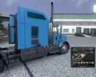 Kenworth T800 v1.01 for Euro Truck Simulator 2