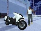 Dinka Vindicator GTA V Online DLC для GTA San Andreas вид справа