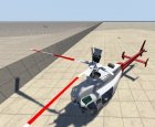Bell 407 for BeamNG.Drive inside view