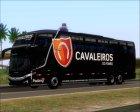 Marcopolo Paradiso G7 1600LD Scania K420 Cavaleiros do Forro