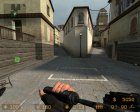 M4A1 из COD для Counter-Strike Source вид сверху