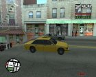 Car Damage Indicator для GTA San Andreas вид слева