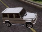 Mercedes-Benz G500 v2.0 доработка for GTA San Andreas