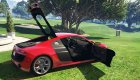 Audi R8 5.2 FSI V10 Plus Quattro S Tronic для GTA 5 вид справа