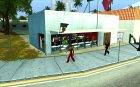 Ganton Cyber Cafe Mod v1.0 для GTA San Andreas вид слева